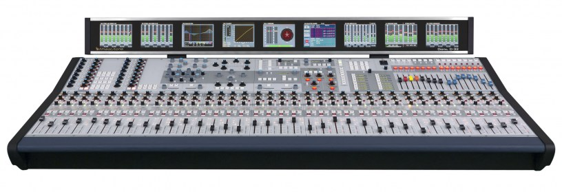 D-32_TV_Audio_Console_-_front_view
