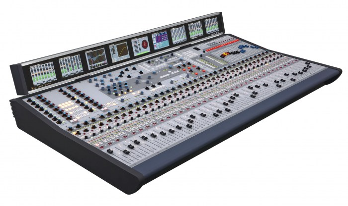D-32_TV_Audio_Console_-_left_side_view
